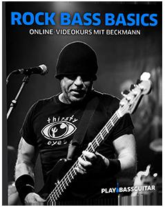 Elektronische Gitarre lernen online - Einsteigerkurs